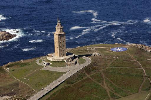 La torre de Hercules - Galicia
